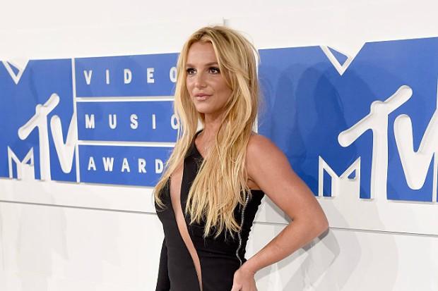 Britneys nya singel pa mtv galan